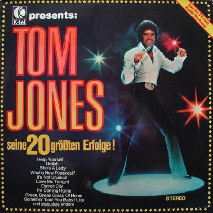 Tom Jones - Seine 20 Größten Erfolge ! (LP, Comp)
