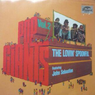 The Lovin' Spoonful - Pop Giants, Vol. 2 (LP, Comp)