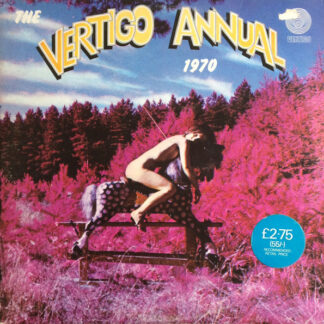 Various - The Vertigo Annual 1970 (2xLP, Smplr)