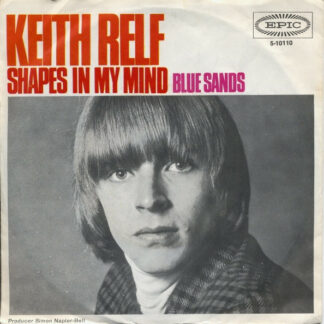 """Keith Relf - Shapes In My Mind (7"""")"""