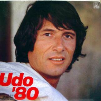 Udo Jürgens - Udo '80 (LP, Album, Gat)