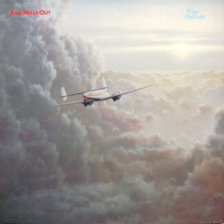 Mike Oldfield - Five Miles Out (LP, Album, RE, RP, Gat)