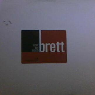 "B.R.E.T.T. - Love My Hood (12"", Pro)"