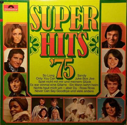 Various - Super Hits '75 (LP, Comp, Club)