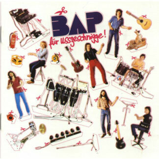 BAP - Für Usszeschnigge! (LP, Album, RP, Clu)