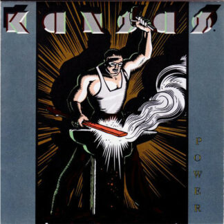 Kansas (2) - Power (LP, Album)