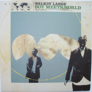 "Walkin' Large - Boy Meets World (12"")"