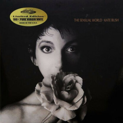 Kate Bush - The Sensual World (LP, Album, Ltd, Num, RM, Gat)