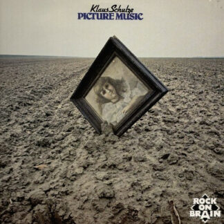 Klaus Schulze - Picture Music (LP, Album, RE)