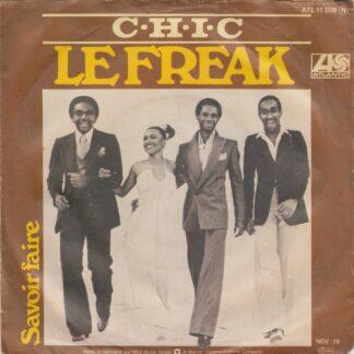 "Chic - Le Freak (7"", Single)"