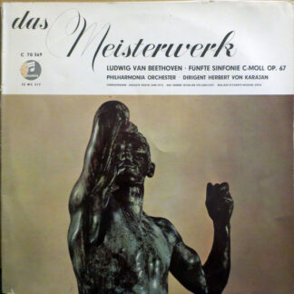 """Ludwig Van Beethoven - Fünfte Sinfonie C-Moll Op. 67 (10"""")"""
