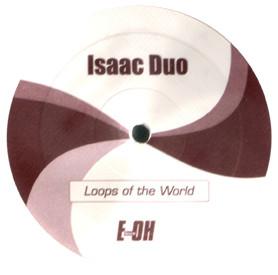"Isaac Duo / The Magic Sandstorm - Loops Of The World / Magic Key (12"")"
