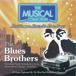 The West End Orchestra & Singers* - The Blues Brothers (CD, Album)