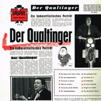 Der Qualtinger* - Ein Kabarettistisches Porträt (LP, Comp, Mono, RP)