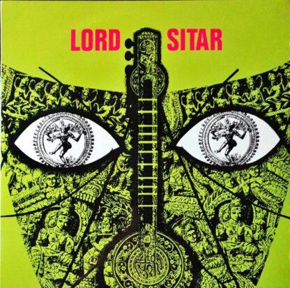 Lord Sitar - Lord Sitar (LP, Album, RE)