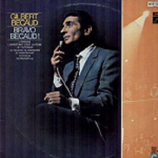 Gilbert Bécaud - Bravo Bécaud! (LP, Comp, RE)