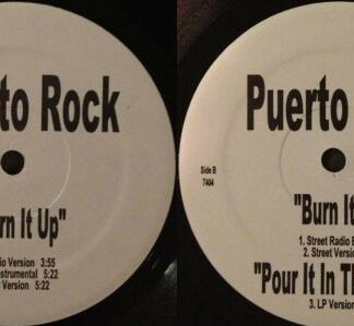 Puerto Rock - Burn It Up (12