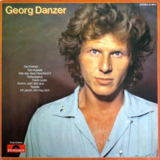 Georg Danzer - Georg Danzer (LP, Comp, Club)