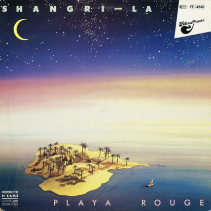 "Playa Rouge - Shangri-La (12"")"
