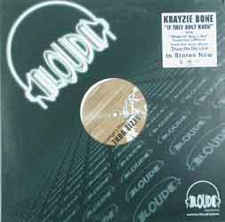 """Krayzie Bone - If They Only Knew (12"""", Promo)"""