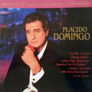 Placido Domingo - Die Schönste Stimme - Die Schönsten Lieder Der Welt (LP)