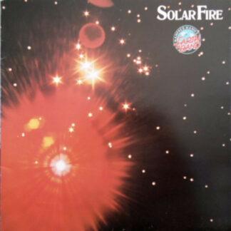 Manfred Mann's Earth Band - Solar Fire (LP, Album, Gat)