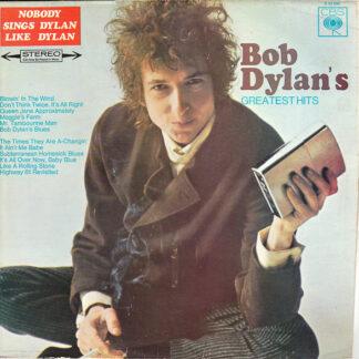 Bob Dylan - Bob Dylan's Greatest Hits (LP, Comp, Mat)