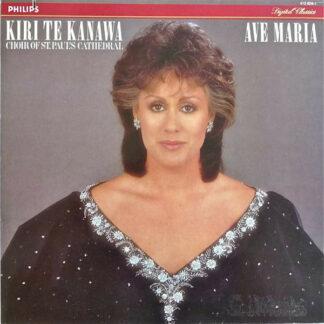 Kiri Te Kanawa, Choir Of St. Paul's Cathedral* - Ave Maria (LP, Gat)