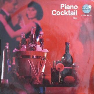 """Michael Danzinger - Piano Cocktail XIII (10"""", Album)"""