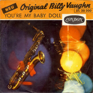 "Billy Vaughn - Cimarron / You're My Baby Doll (7"", Single)"