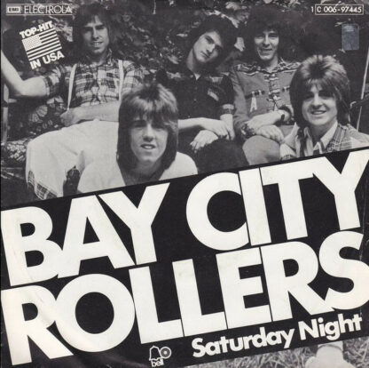 "Bay City Rollers - Saturday Night (7"", Single)"