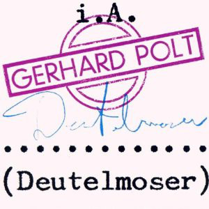 Gerhard Polt - I. A. Deutelmoser (LP, Album)