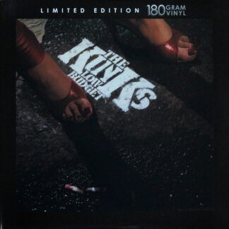 The Kinks - Low Budget (LP, Album, 180)