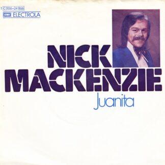 """Nick MacKenzie - Juanita (7"""", Single)"""