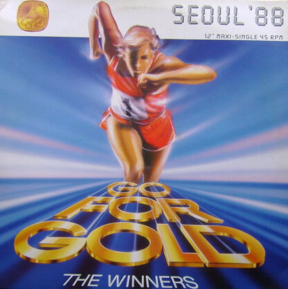 "The Winners (4) - Go For Gold (12"", Maxi)"