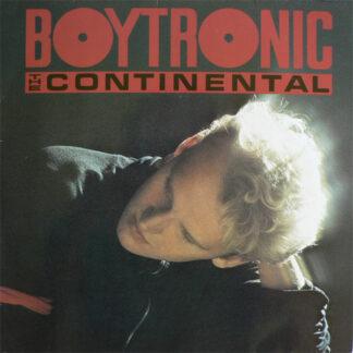 Boytronic - The Continental (LP, Album, Blu)