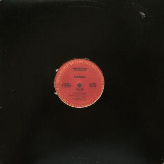 "Fastway (2) - Tell Me (12"", Single, Promo)"