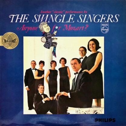 The Swingle Singers* - Anyone For Mozart? (LP, Album)
