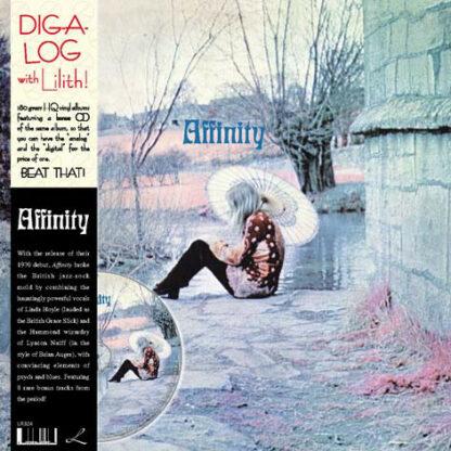 Affinity (4) - Affinity (2xLP, Album, RE + CD, Album)