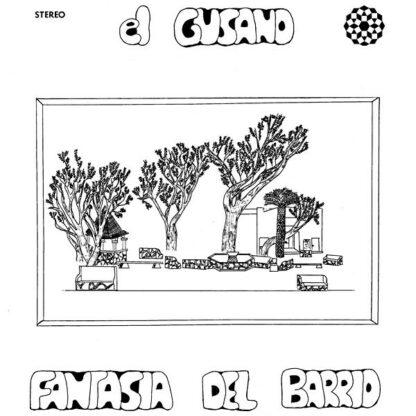 El Gusano - Fantasia Del Barrio (LP, Album, RE)
