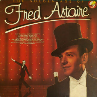 Fred Astaire - The Golden Age Of Fred Astaire (LP, RE)