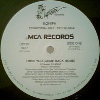 Monifa* - I Miss You (Come Back Home) (12
