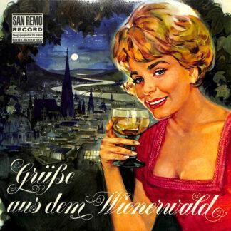 """Various - Grüße Aus Dem Wienerwald (10"""", Comp)"""