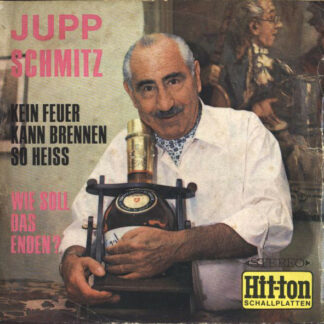 """Josef Augustin Und Seine Lustigen Augustiner - Rucki Zucki (7"""", Single)"""
