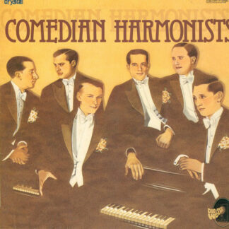 Comedian Harmonists - Die Alte Welle (LP, Comp, Mono)