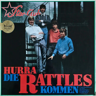 The Rattles - Hurra Die Rattles Kommen! (LP, Album)
