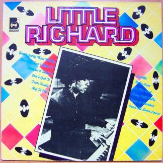Little Richard - Little Richard (LP, Album, RE)