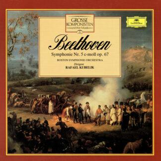 Beethoven* / Boston Symphony Orchestra / Rafael Kubelik - Symphonie Nr. 5 C-Moll Op. 67 (LP)
