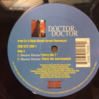 "DJ U-Neek - Doctor Doctor (12"")"