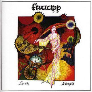 Fruupp - Seven Secrets (CD, Album, RE, RM)